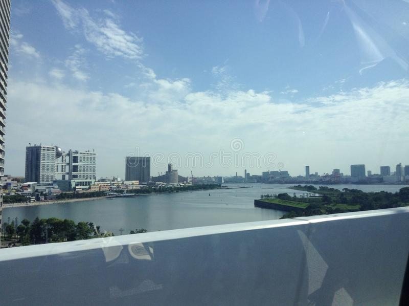 Odaiba Tokyo stock photos