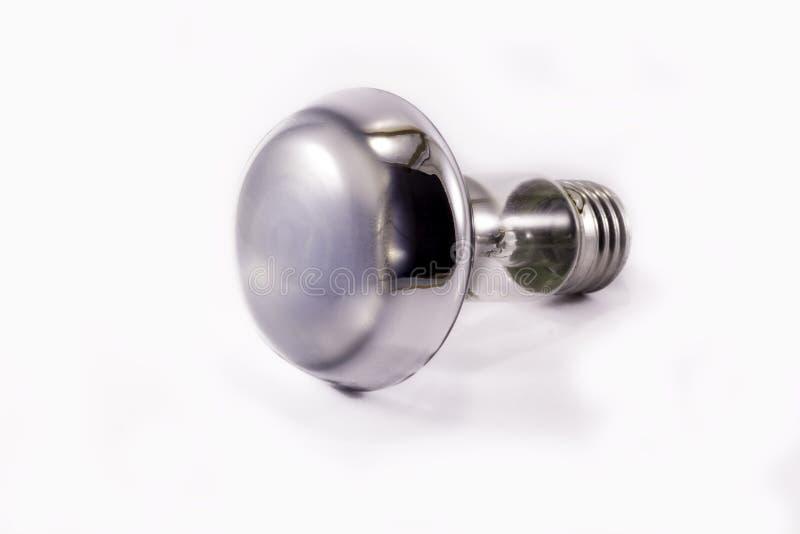 Odbłyśnik lampowa żarówka obraz stock