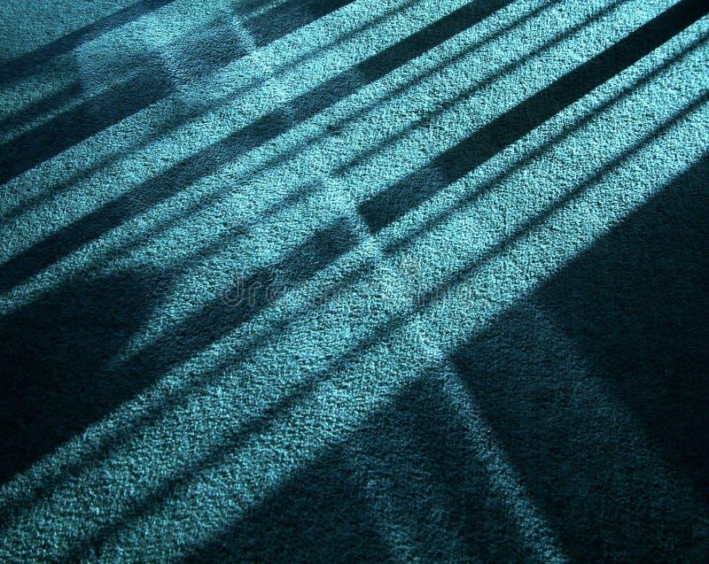 odbicie światła słonecznego cieni obraz royalty free