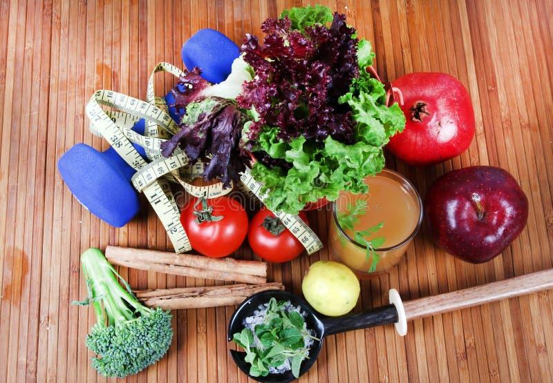 Odchudzająca dieta zdjęcie royalty free
