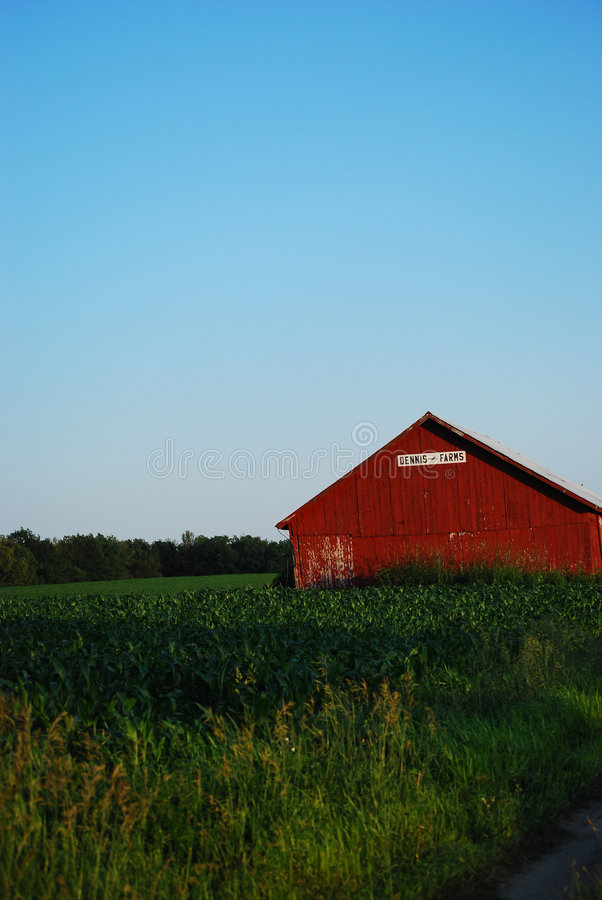 Free Odd Barn Royalty Free Stock Images - 5977279