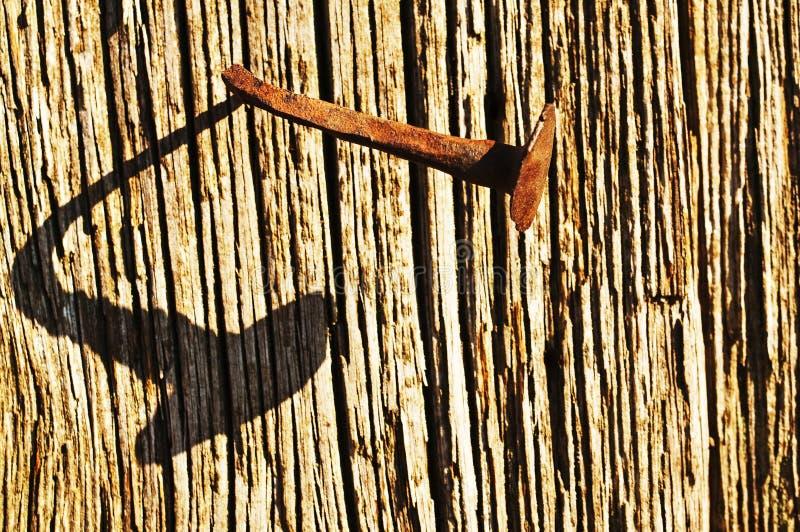 Download Odd nail stock image. Image of rust, bygone, trailblazer - 23638627