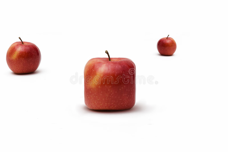 Odd One Out royalty free stock photos