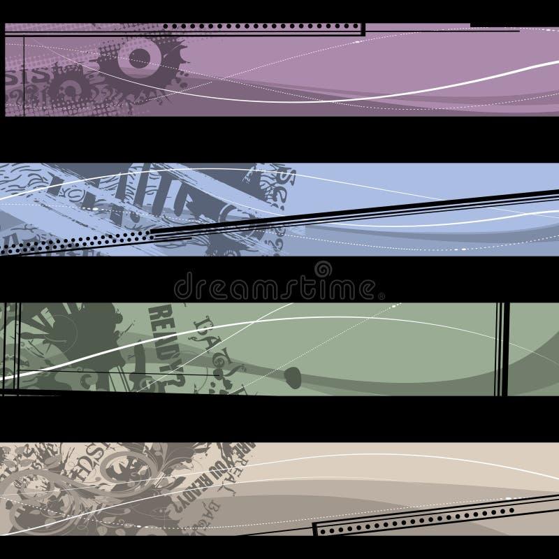 oddzielone transparenty ilustracji