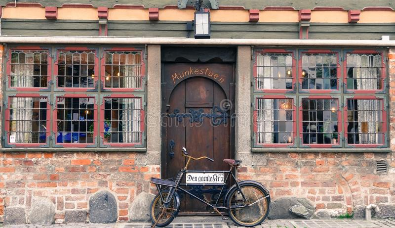 Odense, Funen / Danemark photographie stock