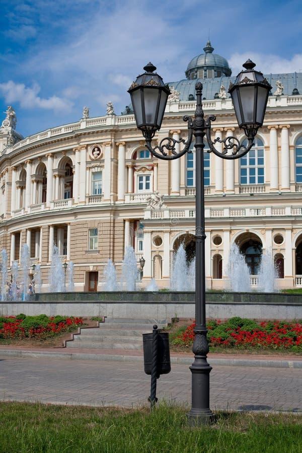 Odessa image stock