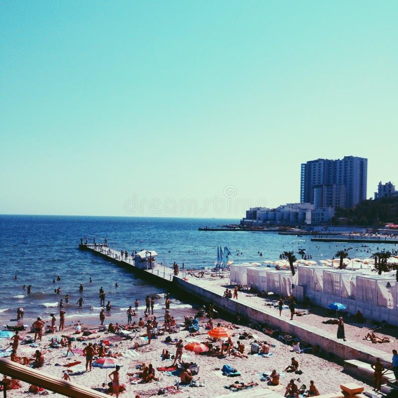 Odessa royalty free stock image