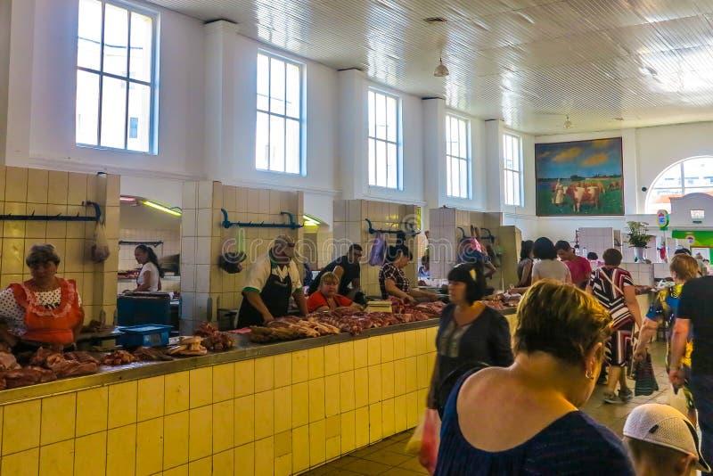 Odessa Privoz Market 01 stock photo