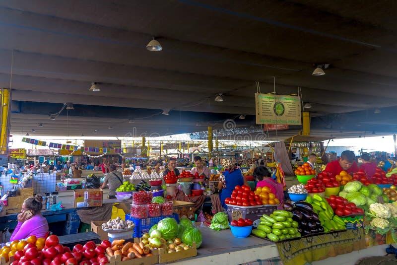 Odessa Privoz Market 02 stock photography