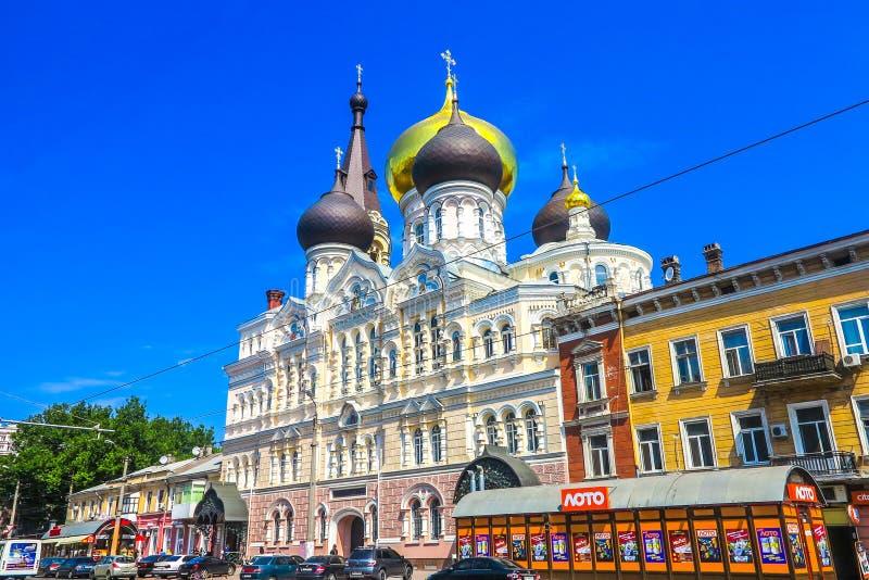 Odessa Saint Panteleimon 02 stock photos