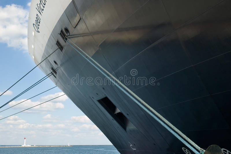 Download Odessa sea port editorial photo. Image of cruise, lighthouse - 21274631
