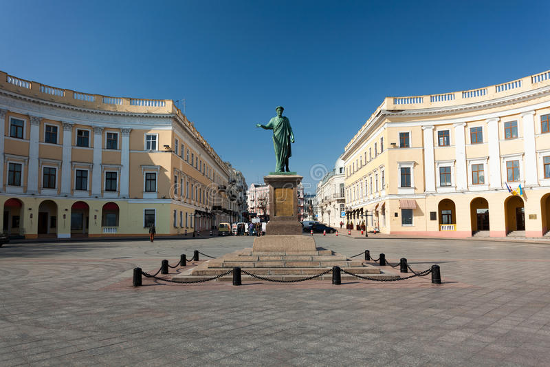 Odessa Ukraine stockfoto