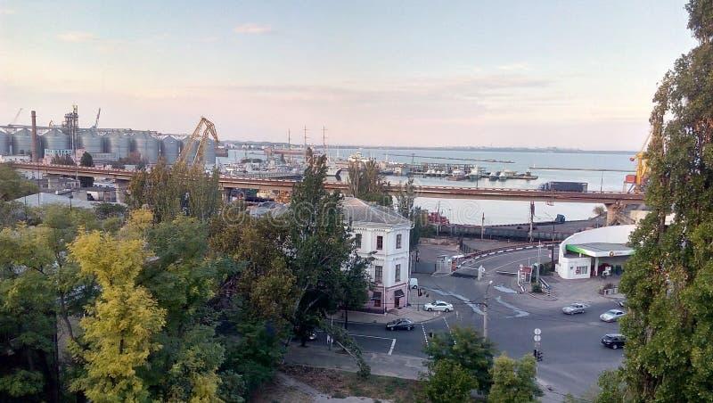 Odessa zatoka zdjęcia royalty free