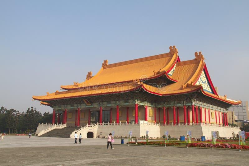 odeum Taiwan teatr obrazy royalty free