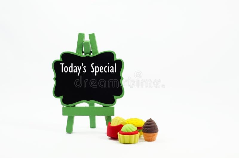 Odierno speciale fotografie stock
