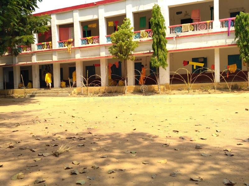 Odisha著名聚会所  图库摄影