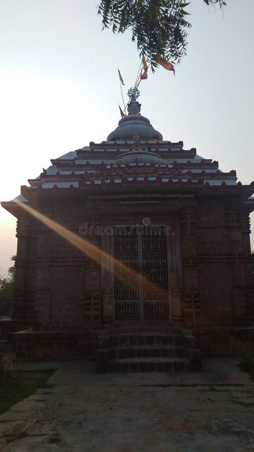 Odisha do templo de Siva imagens de stock royalty free