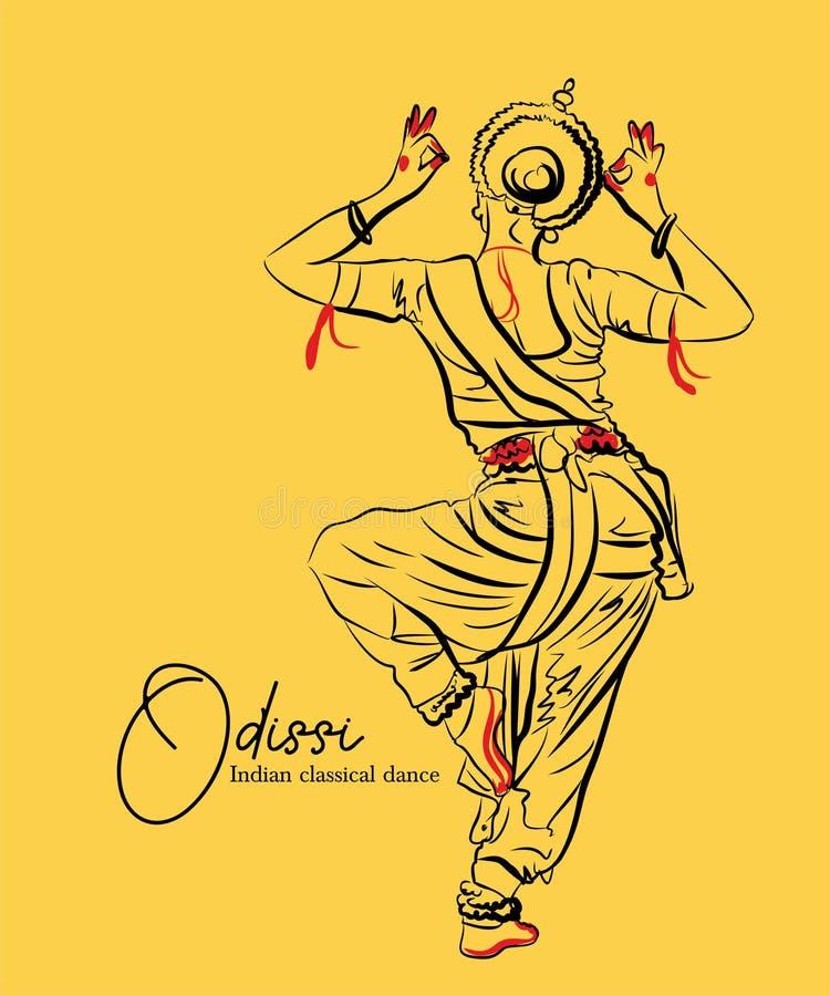 Odissi Dance Stock Illustrations 61 Odissi Dance Stock Illustrations Vectors Clipart Dreamstime