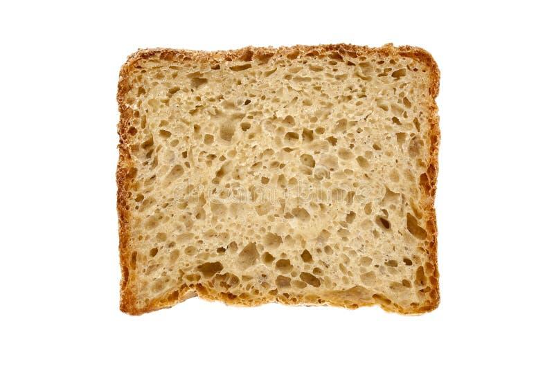 Odizolowywający świeży chleb obrazy royalty free