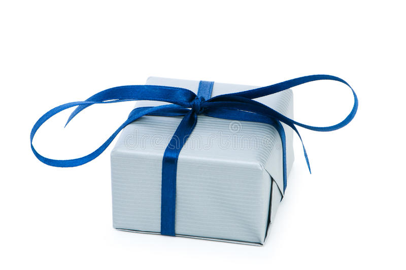 Download Odizolowywający Prezentów Pudełka Obraz Stock - Obraz złożonej z przyjęcie, faborek: 13336851