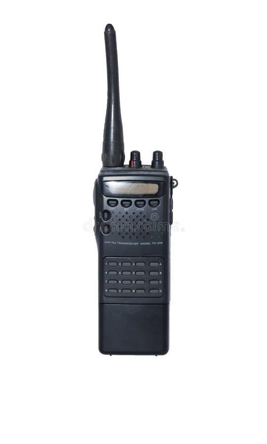 Odizolowywający radiocommunication obraz royalty free