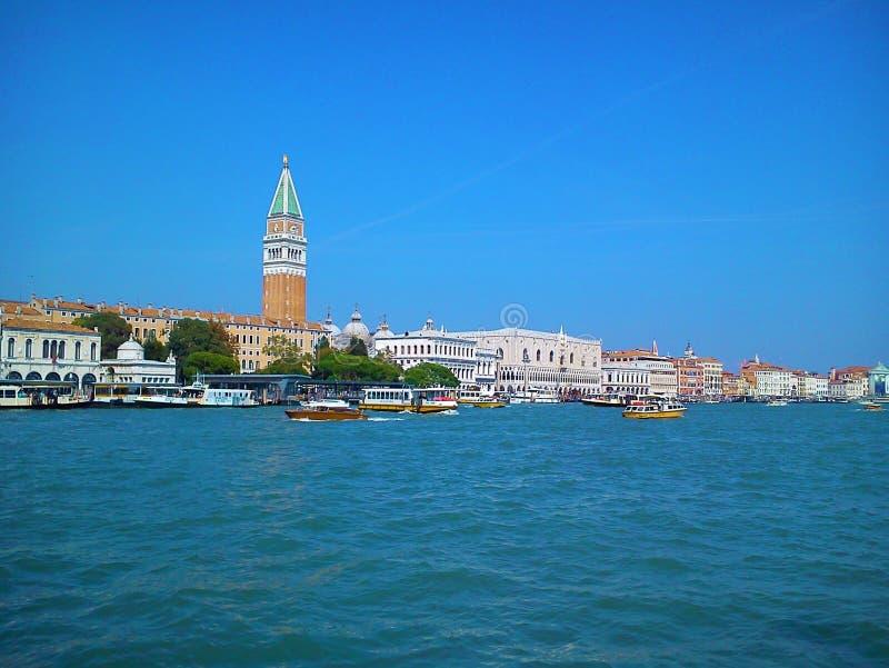 Odkrywa Wenecja miasto, Włochy Facsynacja, jedyność i magia, zdjęcia stock
