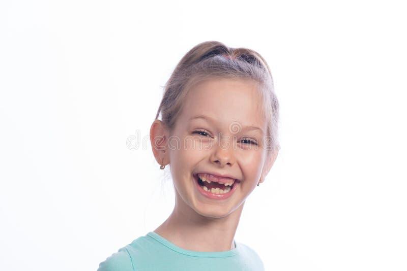Odmienianie zęby obraz royalty free