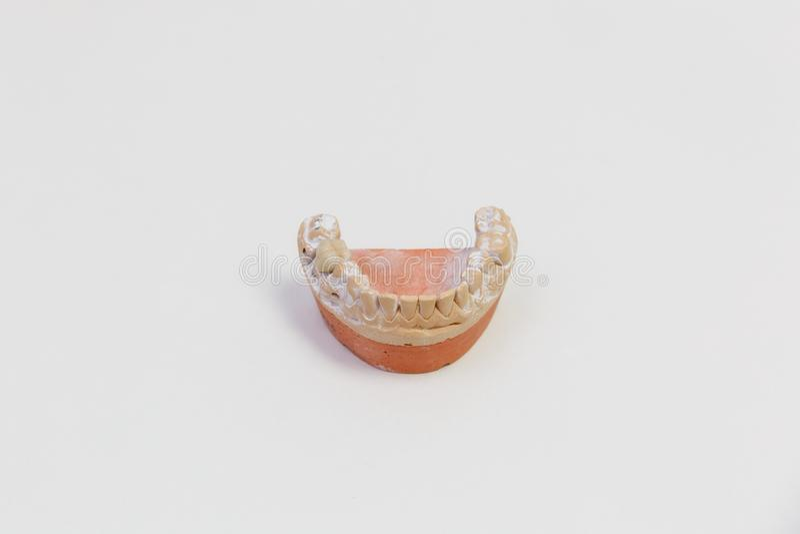 Odontología, clínica dental del tratamiento foto de archivo