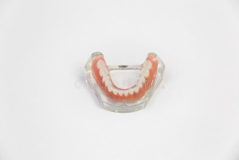 Odontología, clínica dental del tratamiento imagenes de archivo