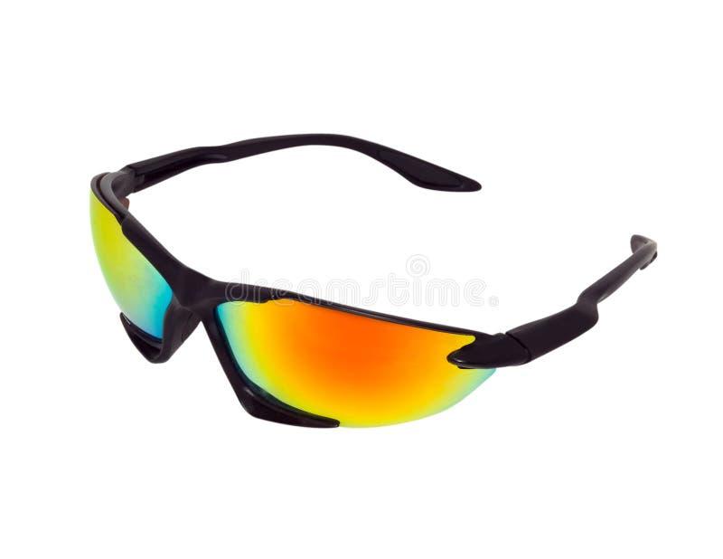Odosobneni okulary przeciwsłoneczne zdjęcia royalty free
