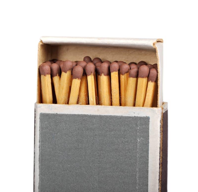 odosobneni pudełek dopasowania zdjęcia stock