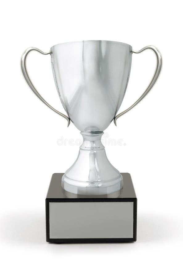 Trofeum zwycięzców filiżanka royalty ilustracja