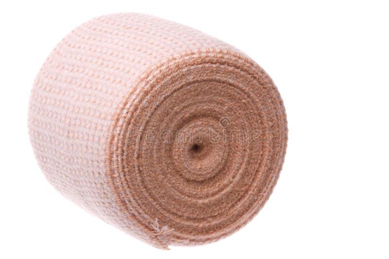 odosobniony bandaża macro obrazy stock