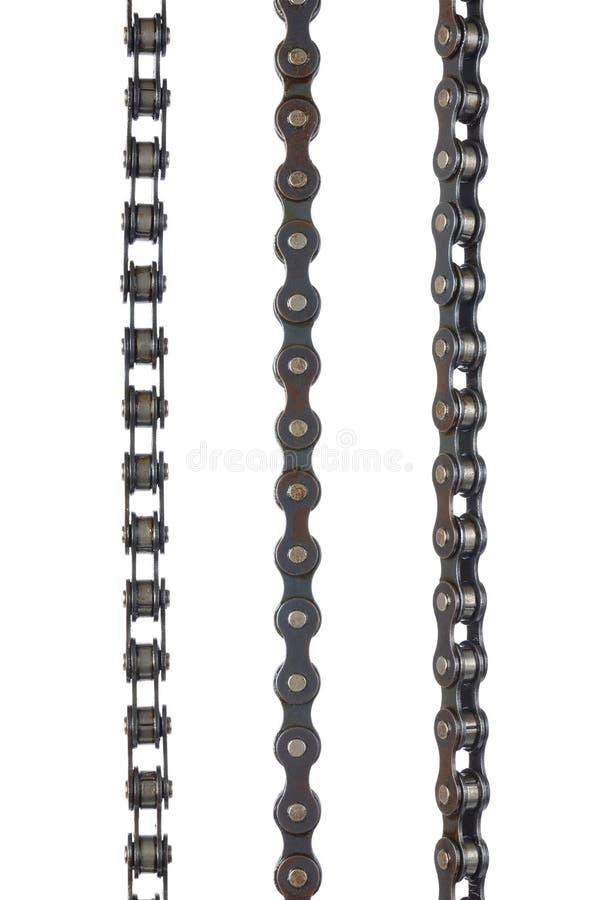 Download Odosobniony Bicyklu łańcuch Zdjęcie Stock - Obraz złożonej z łańcuch, rolownik: 28956978