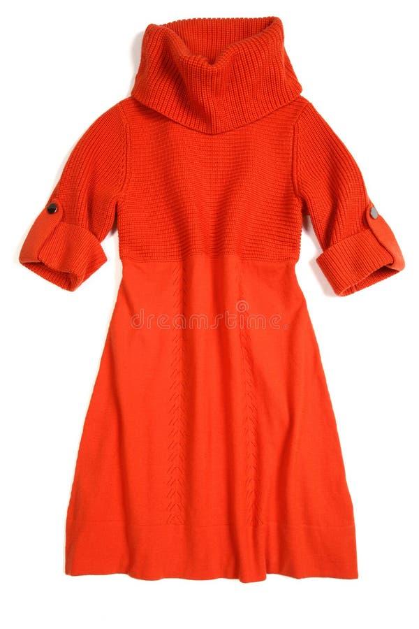 odosobniony czerwieni spódnicy biel obrazy royalty free
