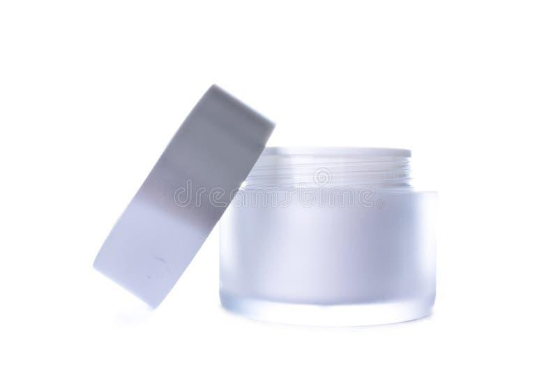 odosobniony moisturizer obraz stock