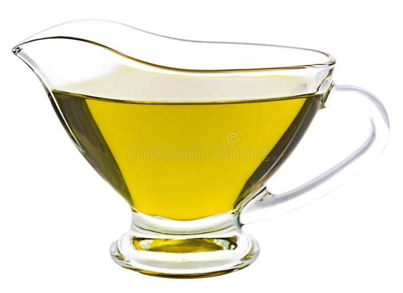 odosobniony nafciany oliwny biel obraz royalty free
