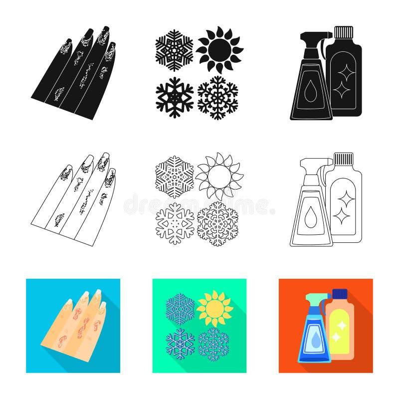 Odosobniony przedmiot medyczny i b?lowy logo Set medyczna i choroba wektorowa ikona dla zapasu ilustracja wektor