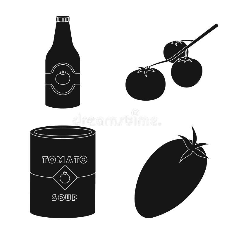 Odosobniony przedmiot produkt i naturalny symbol o ilustracja wektor