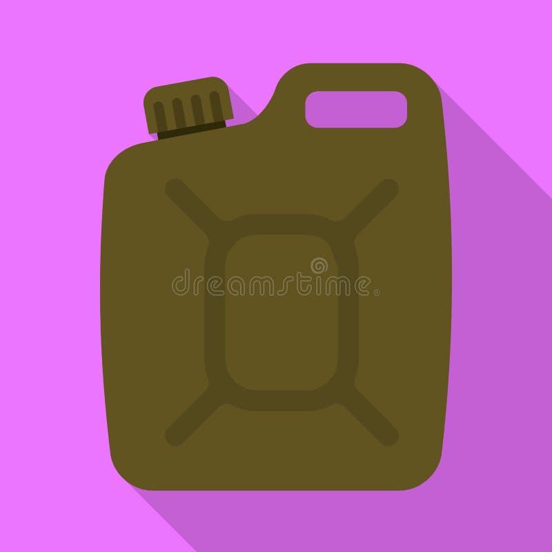 Odosobniony przedmiot ropa i gaz logo Kolekcja oleju i benzyny akcyjna wektorowa ilustracja ilustracja wektor