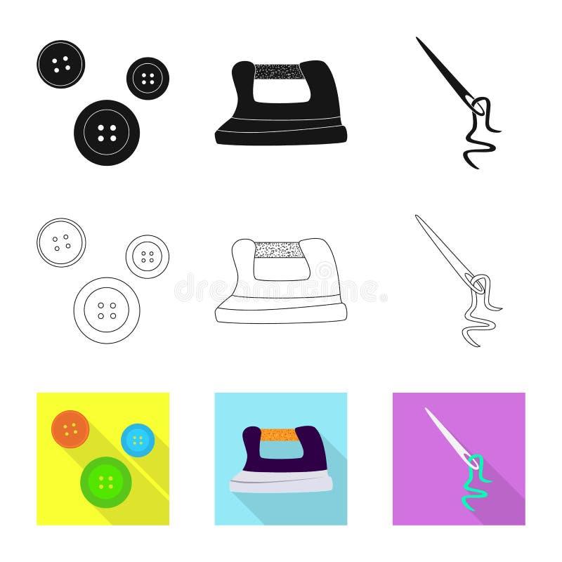 Odosobniony przedmiot rzemios?o i handcraft ikon? Set rzemios?a i przemys?u akcyjny symbol dla sieci ilustracja wektor