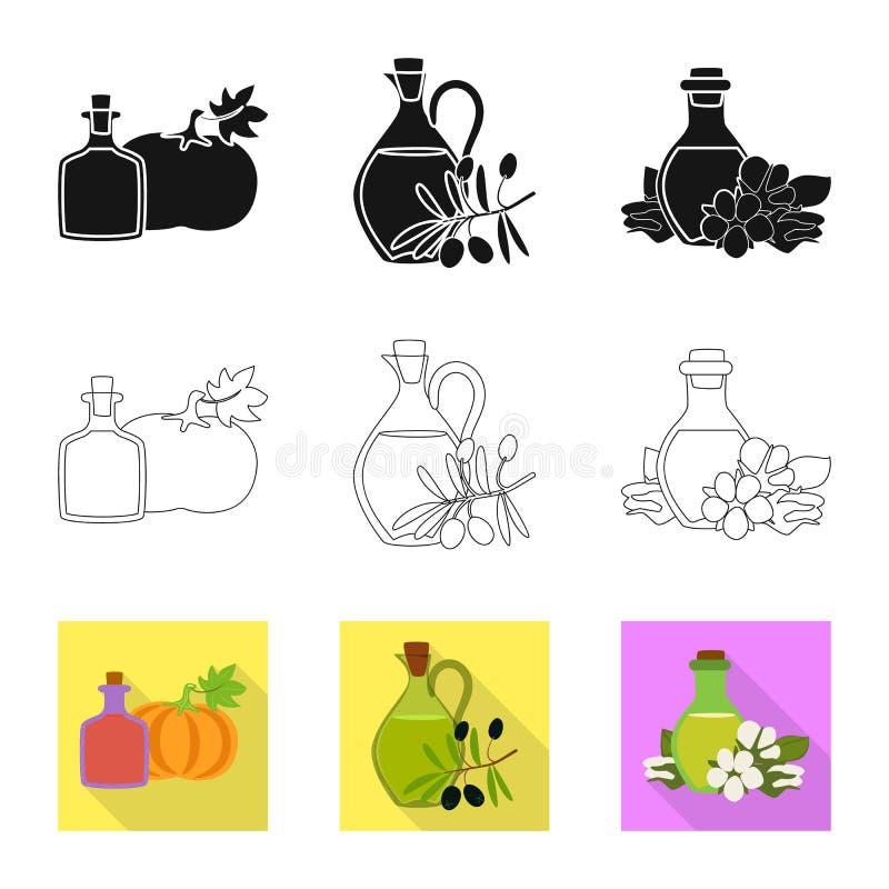 Odosobniony przedmiot zdrowy i jarzynowy symbol Kolekcja zdrowa i rolnictwo wektorowa ikona dla zapasu royalty ilustracja