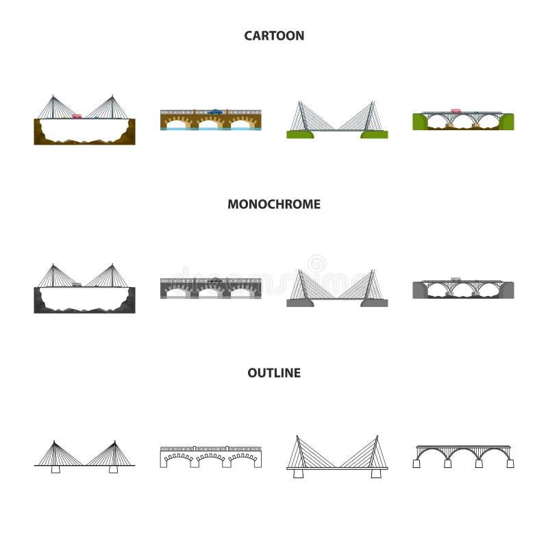 Odosobniony przedmiot związku i projekta symbol Set związek i boczny akcyjny symbol dla sieci royalty ilustracja