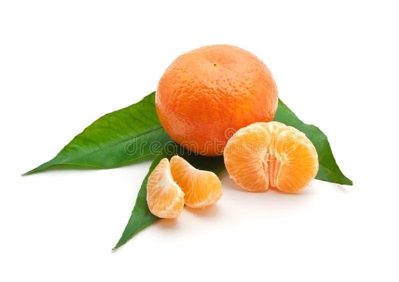 Download Odosobniony tangerine obraz stock. Obraz złożonej z odosobniony - 57658145