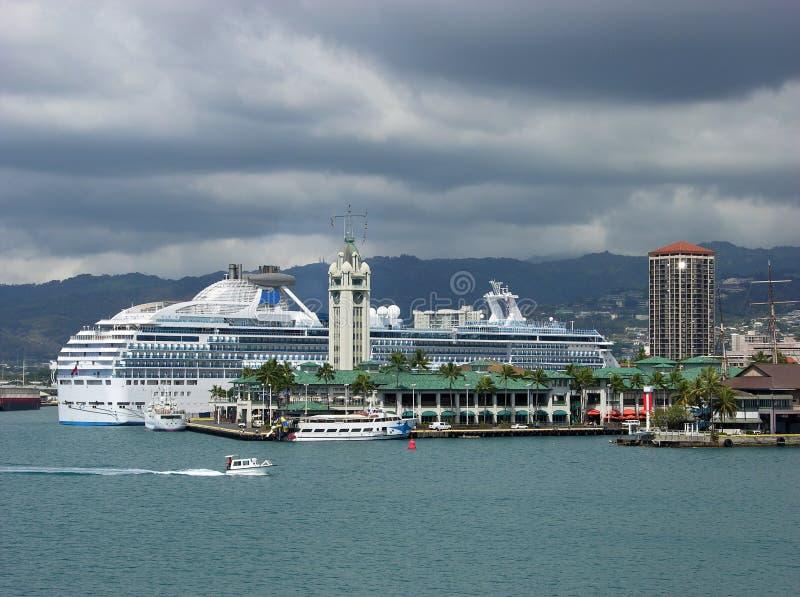 odprężyć Honolulu. obrazy stock