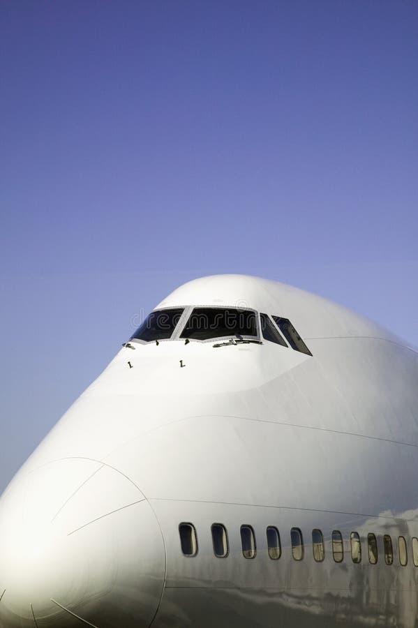 odrzutowiec statku powietrznego obraz royalty free