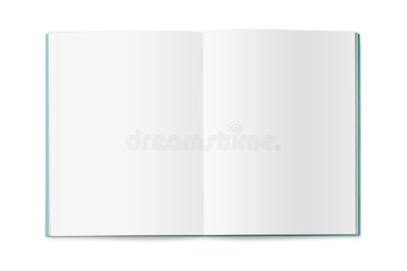 Odwrócenie katalog w A4 rozmiarze obrazy stock