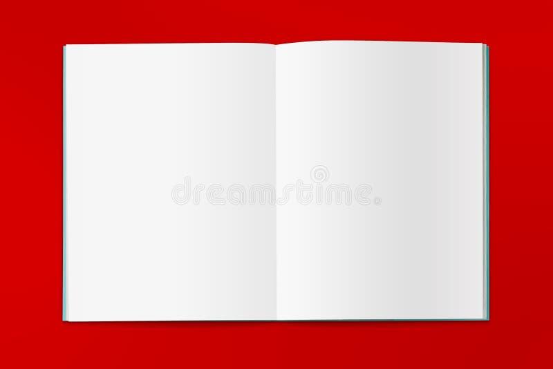 Odwrócenie notatka z ilustracją obraz royalty free