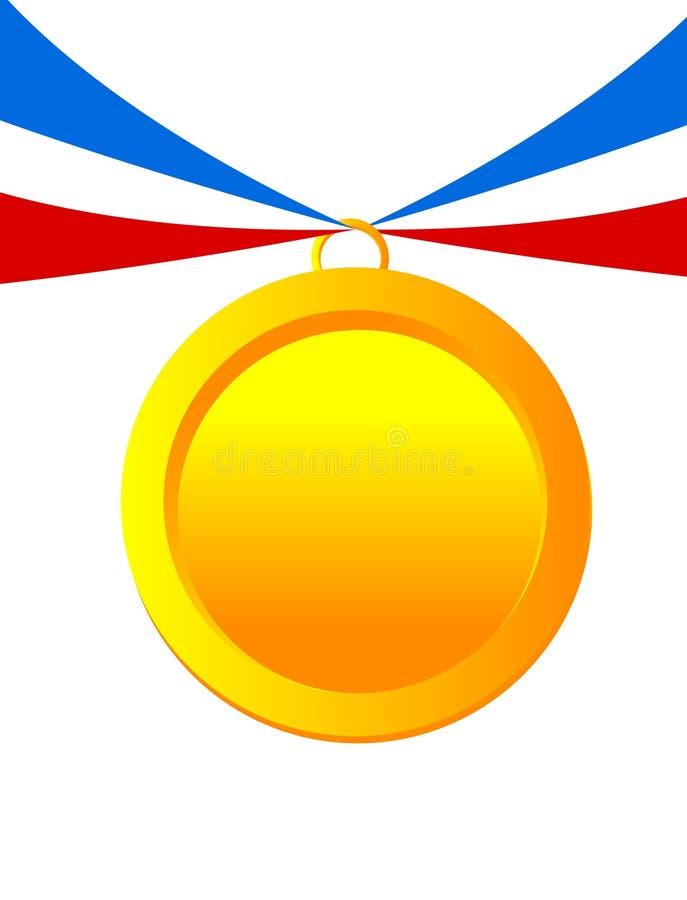 odznaka nagrody ilustracja wektor