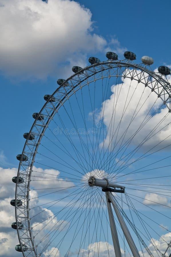 oeil Londres images libres de droits